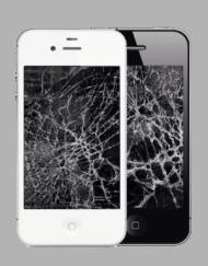 iphone 4 4s broken