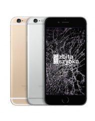 iPhone 6 pęknięty wyświetlacz