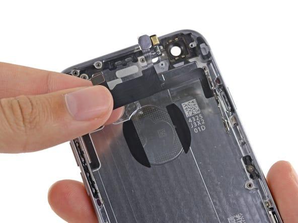 Iphone 6 Naprawa Przycisku Power Wymiana Taśmy Power