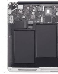 Wymiana baterii MacBook Air 12 ZbitaSzybka.pl